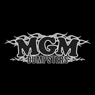 Swampfoot Sponsor MGM Dumpster
