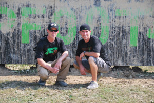 Swampfoot 4 Mile was created by John Cook and Kurt Brinker who wanted to produce a race like no other.