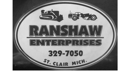 Swampfoot Sponsor Ranshaw Enterprises